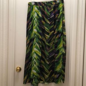 Lane Bryant Maxi skirt. Size 26/28